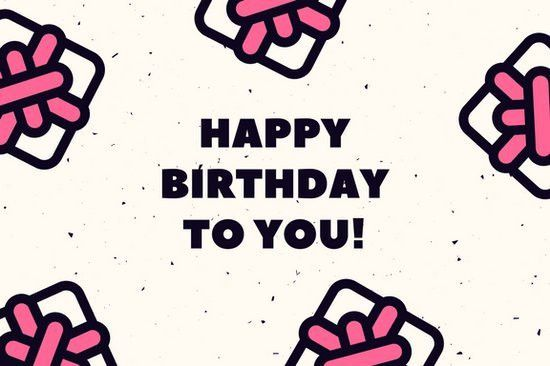 Birthday Gift Certificate Templates - Canva