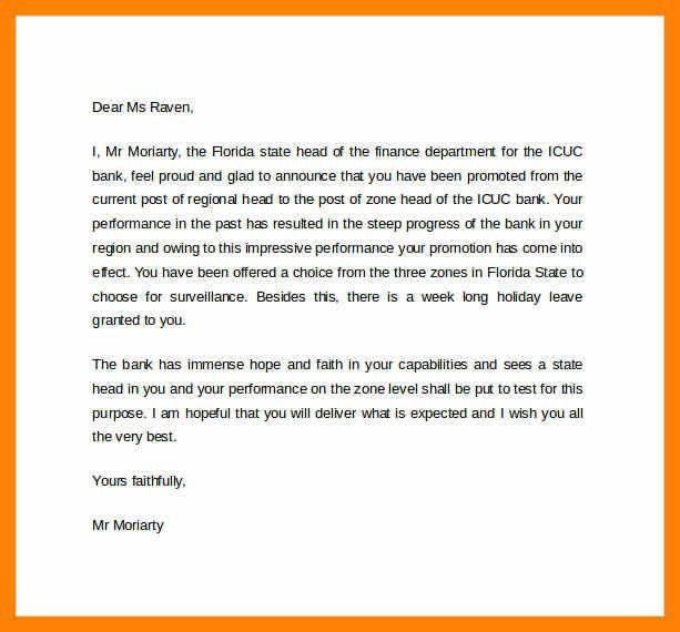 Promotion Letter. Promotion Offer Acceptance Letter Template ...
