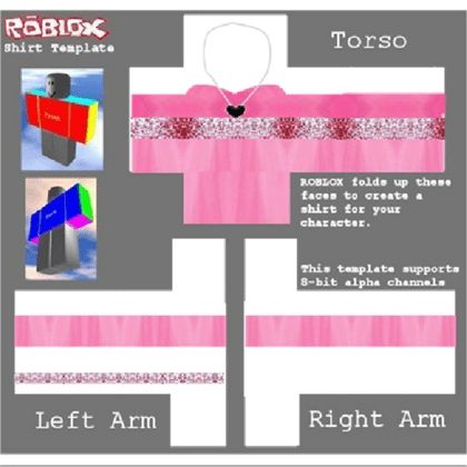 Girl Dress Template - ROBLOX