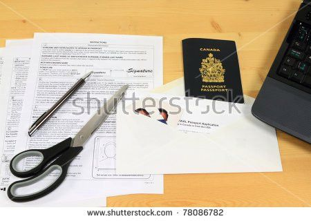Canadian Passport Stock Images, Royalty-Free Images & Vectors ...