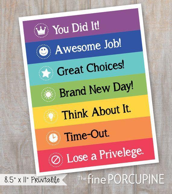 Printable Behavior Chart. Printable Behavior Chart Free Princess ...