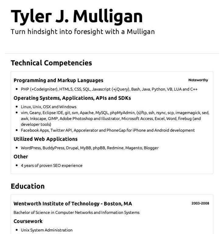 Download The Perfect Resume | haadyaooverbayresort.com