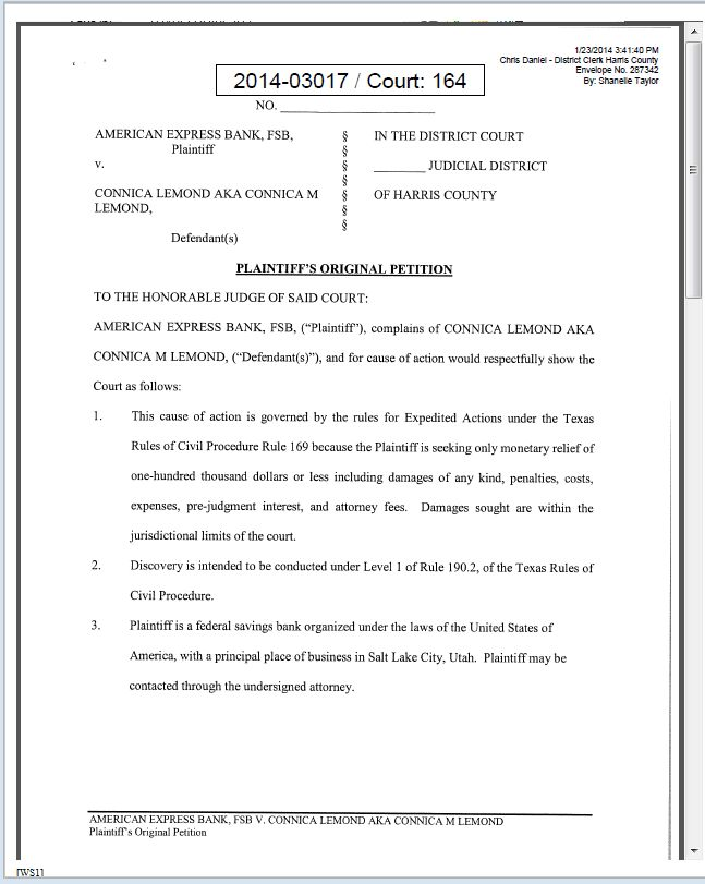 Best Photos of Georgia Divorce Petition Examples - Free Printable ...