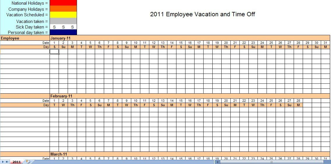 employee scheduling excel Archives - My Excel Templates