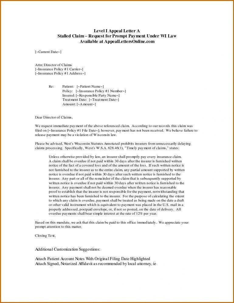 john hogan appeal letter 1. how to write an appeal letter to ...