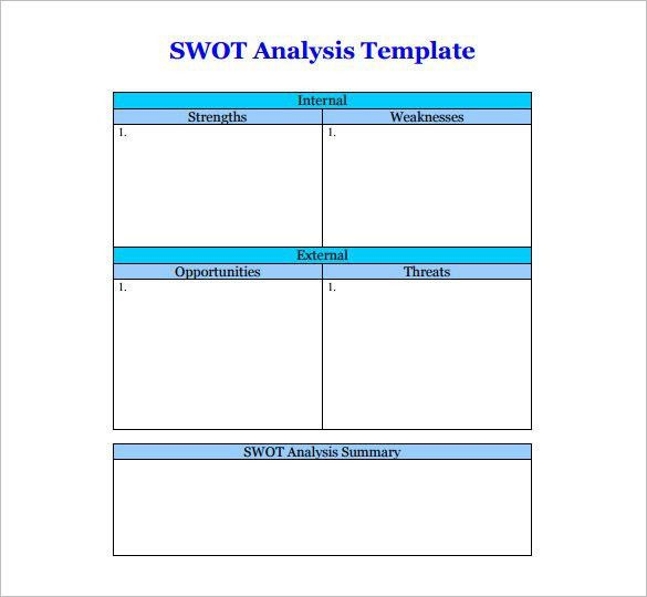 28+ Analysis Template | Product Analysis Format Of Product ...