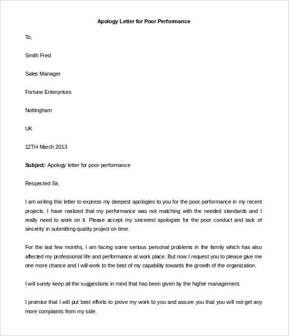 Personal Letter Template   39+ Free Sample, Example Format | Free .  Letter Of Personal Apology