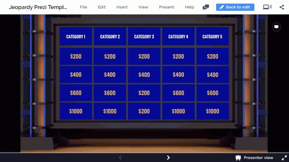 Jeopardy Templates - Obfuscata