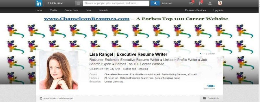 New LinkedIn Profile Features