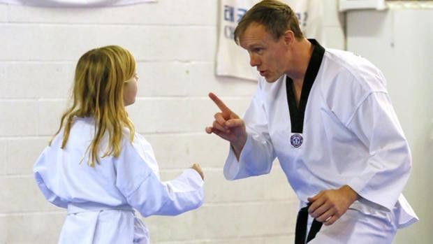 It's My Job: Taekowndo instructor teaches self-perfection and self ...