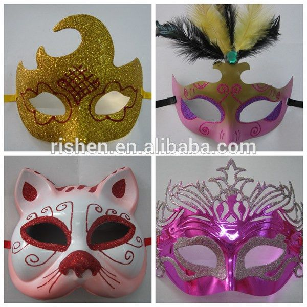Hollow Free Printable Face Masks Crystal Simple Design Masquerade ...
