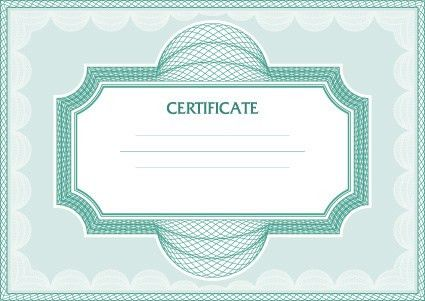 Certificate design free vector download (812 Free vector) for ...