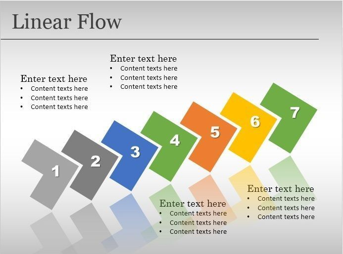 Free Flow Chart PowerPoint Templates