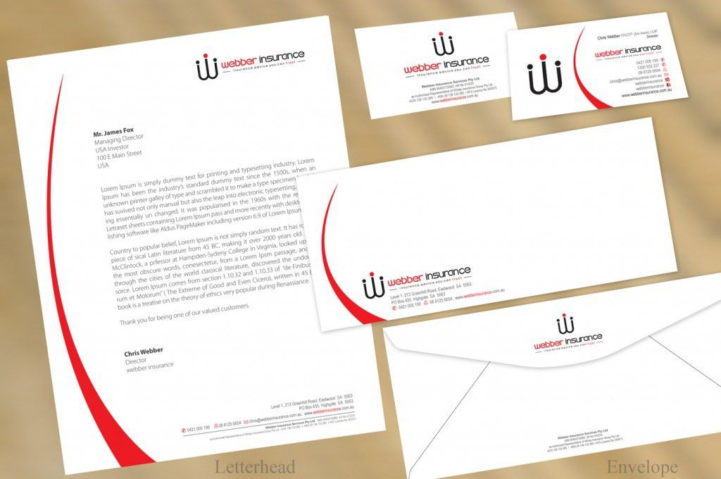 Company Letterhead Templates Word – Microsoft Word Templates For ...