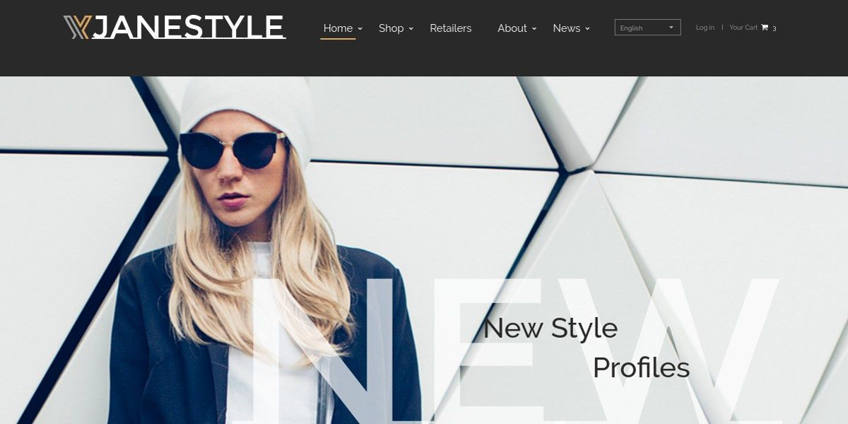 21+ Fashion Website Templates & Themes | Free & Premium Templates