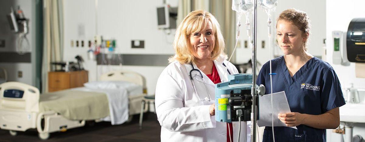 M.S.N. - Nurse Educator | Cedarville University