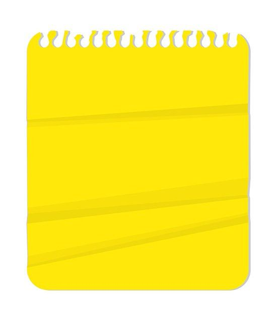 Download Free Spiral Notebook Creased Paper Vector Background ...