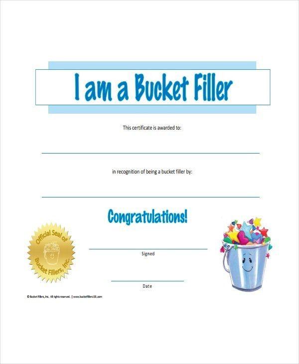 Winners Certificate Template