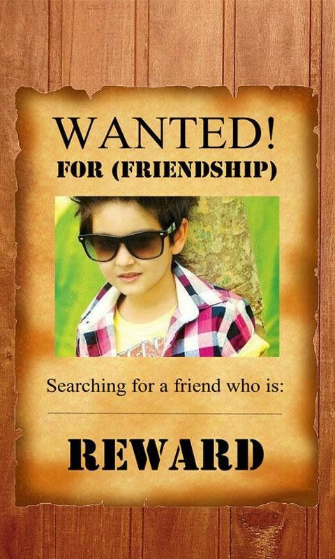 Most Wanted Poster Maker - Android Apps on Google Play