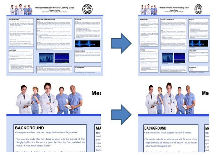 Poster Sizing and Resizing | How Do I Setup My Scientific Poster ...