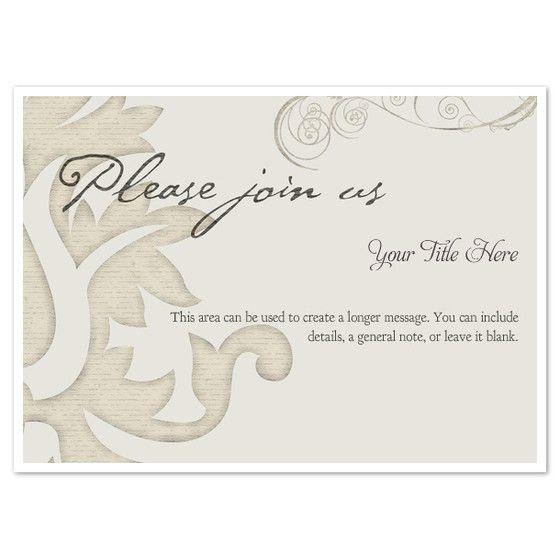Rehearsal Dinner Invitation, Invitations & Cards on Pingg.com