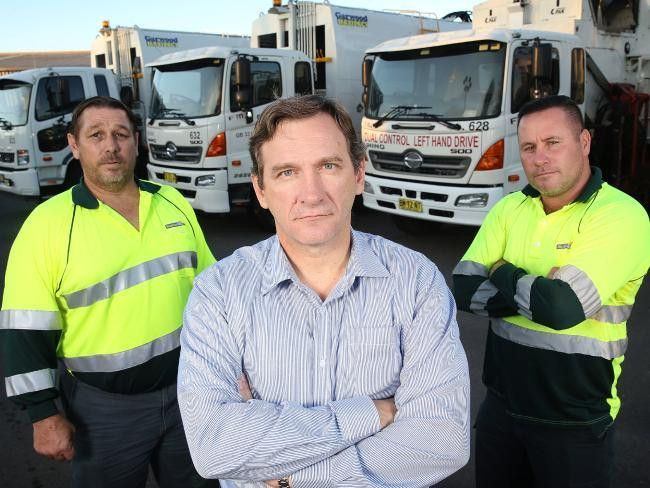 Struggle Street: SBS documentary has garbos trucking mad | Daily ...