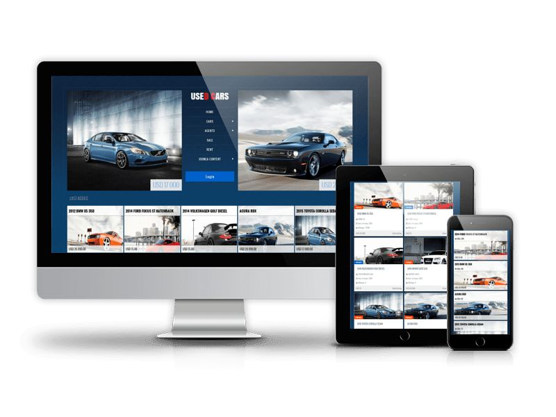 Car Templates | Joomla templates