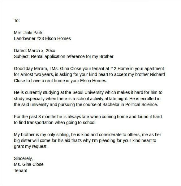Application Cover Letters-9+ Samples , Examples & Format
