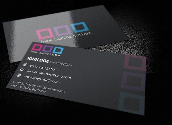 26+ Artist Business Cards - Free PSD, AI, Vector, EPS Format ...