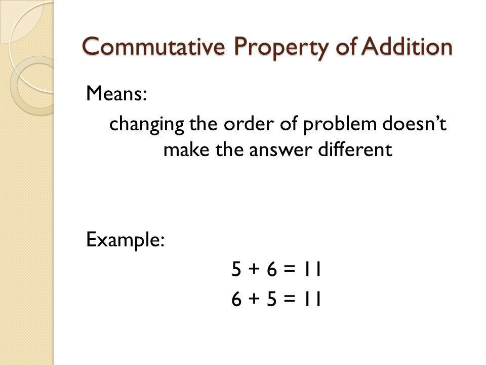 Properties of Operations in Math Lesson 2. Inverse Operations ...