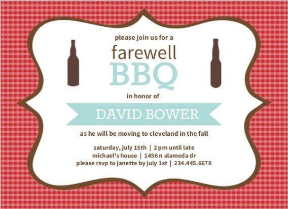Best 25+ Farewell invitation card ideas on Pinterest   Farewell ...