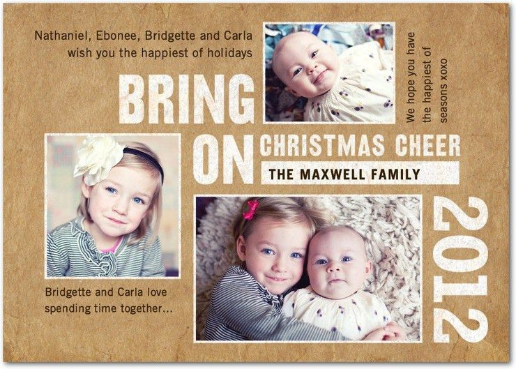 Order Adorable Christmas Photo Cards (and a Coupon Code for You ...