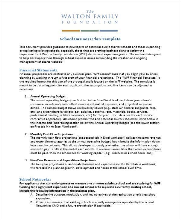 29 Business Plan Templates | Free & Premium Templates