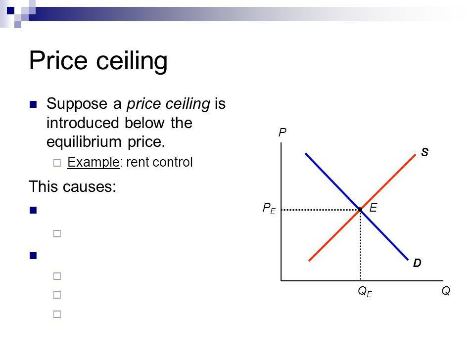 Applications of supply and demand - ppt video online download