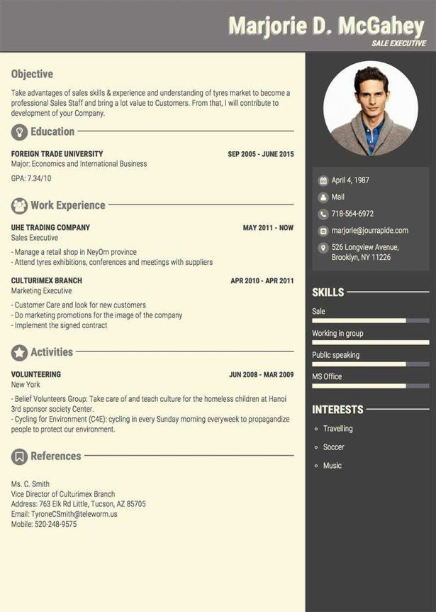 Resume : How To Prepare My Cv Online Template Easy Resume Cover ...