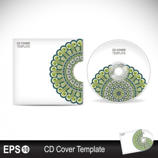Cd Cover Vectors, Photos and PSD files | Free Download