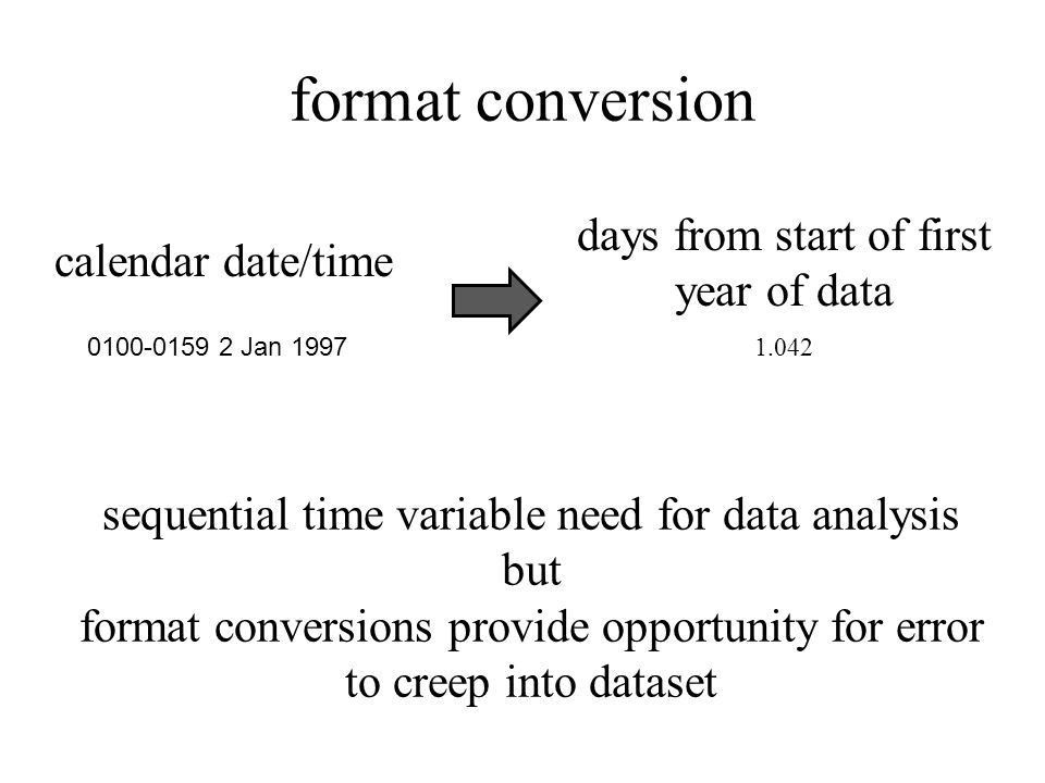Environmental Data Analysis with MatLab - ppt download
