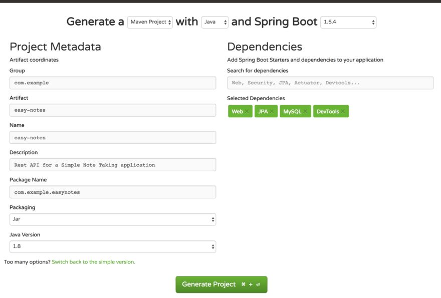 Building a Restful CRUD API with Spring Boot, Mysql, JPA and ...