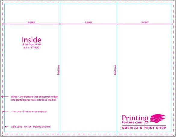 16+ Awsome Brochure Sizes And PSD Design Examples | Free & Premium ...