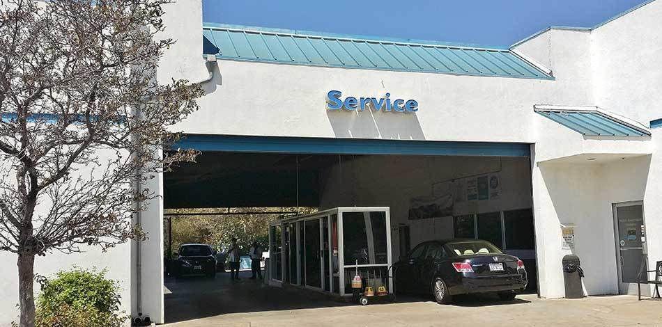 Car Service in Santa Barbara Honda Dealership-Automotive Service ...