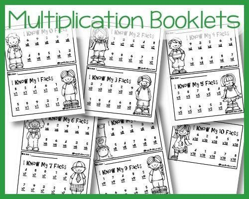 Best 25+ Free printable multiplication worksheets ideas on ...