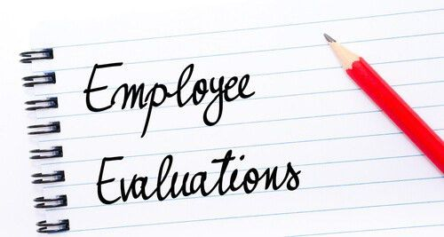 Employee Evaluations. Employee Evaluation Form For Various ...