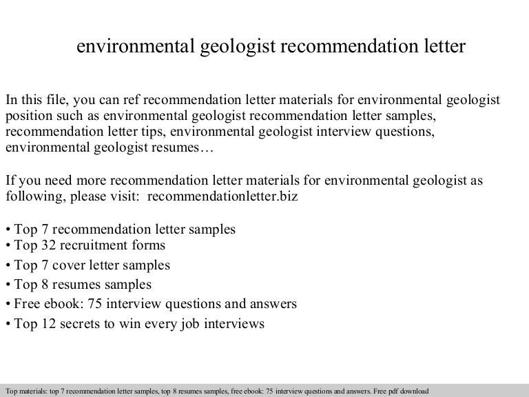 download geologist cover letter haadyaooverbayresortcom - Geologist Cover Letter