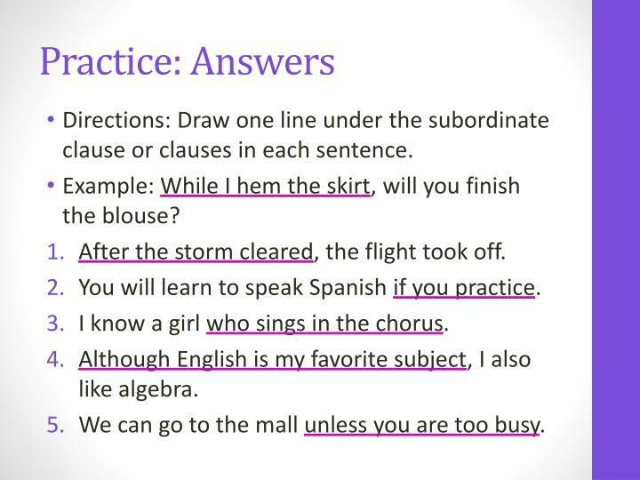 PPT - Unit 4: Clauses and Sentence Structure PowerPoint ...