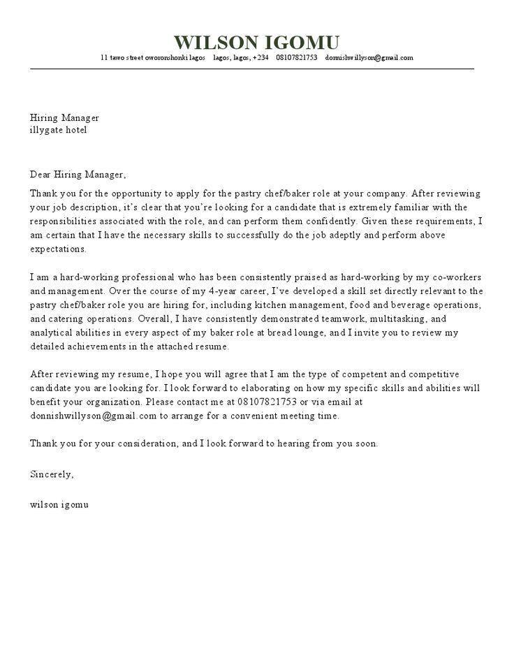 Cover Letter Builder | Resume Cover Letter Builder Resume Template ...