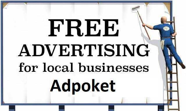 Free Local Business Advertisement | Free Advertise my Business ...