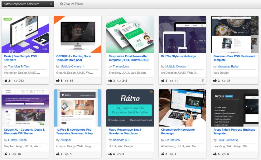 900+ Free Responsive Email Templates to Help You Start with Email ...