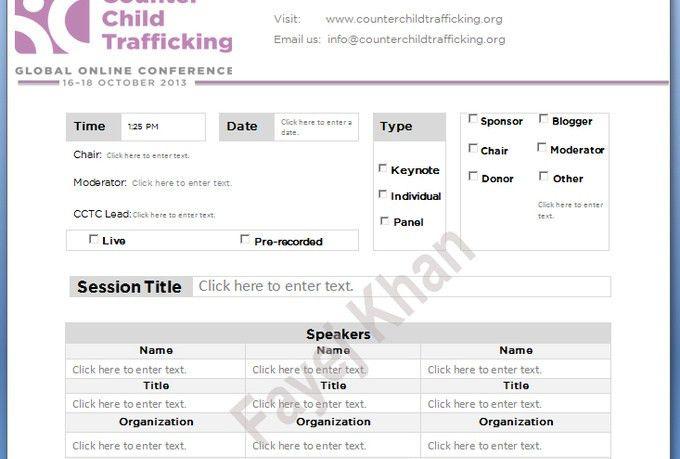 Doc.#: Word Form Templates – Patient Registration Form Template ...