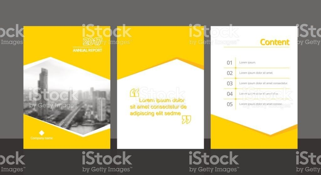 Cover Design For Annual Report Or Business Catalog Magazine Flyer ...