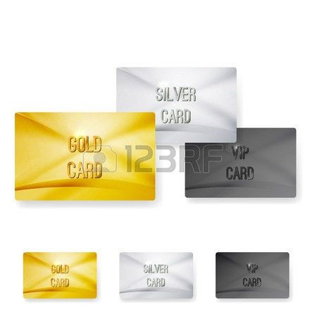 Premium Club Member Vip Status Card Templates Exclusive Gold ...